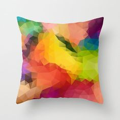 Pillow cover Throw pillow Cushion covers Pillow case by NikaLim
