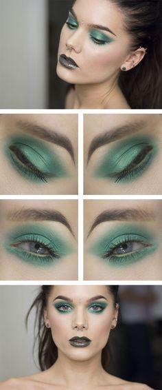 Todays look – Green Envy