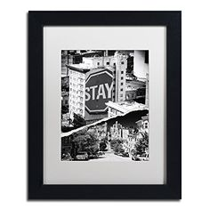 "Trademark Fine Art Staying in San Francisco by Philippe Hugonnard Artwork, 11 by 14"", White Matte/Black Frame Trademark Fine Art http://www.amazon.com/dp/B0144O4OTA/ref=cm_sw_r_pi_dp_jvN-vb17E9NJD"