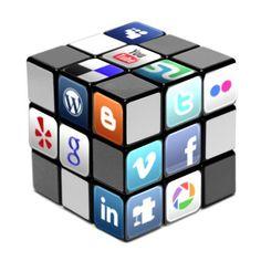 Rubik's cube Social Media