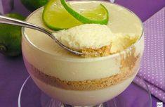 This refreshing Portuguese simple lime mousse recipe (receita fácil de mousse de limão) makes the perfect dessert.