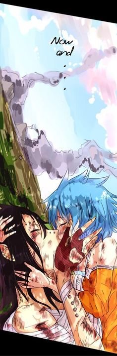 Gajeel Redfox,Levy McGarden(GaLe) - Fairy Tail
