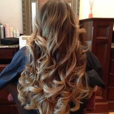 sexy long hair blow outs - Google Search