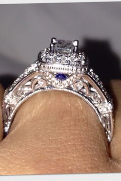 268 Best Engagment Rings Images On Pinterest Jewelry Diamond