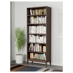 IKEA REGISSÖR bookcase The attention to detail gives the furniture a distinct handcrafted character.