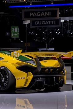 McLaren P1 GTR Mclaren Cars, Mclaren P1, My Dream Car, Dream Cars, Living In Car, Super Pictures, Fast Sports Cars, Hot Cars, Sport Cars
