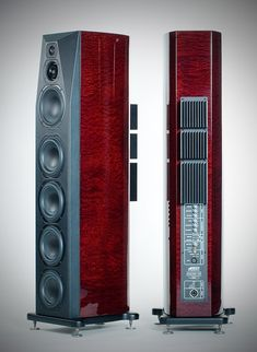 SGR CX4F fully active 650w ea floorstand speakers 4way 7driver 28Hz-20kHz | Audio Reference Co.