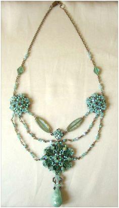 kolyeler 2- beadwork