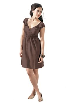 Mothers en Vogue Anna Jane Maternity And Nursing Dress | Nursing Apparel www.duematernity.com