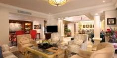 Bintang Bali Suite living Room