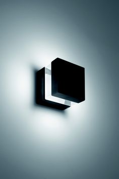 Outdoor Light Tetragono Parete 3 //