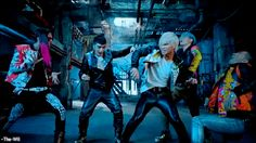 K-pop's boy bands are often as ornately stylized (if not more so) than their girl group counterparts. | 26 Reasons K-Pop Is Better Than American Pop