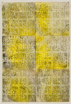 Nico Kok - Tear work yellow 3