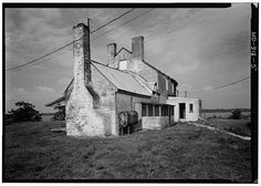 5. NORTHEAST ELEVATION - Blossom Point Farm,La Plata,Charles County,MD