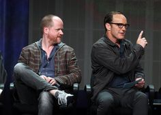 """But the biggest nerd in the cast? That would be Clark Gregg, obviously. 