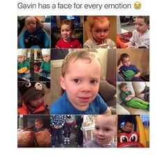 I love these memes! Gavin just has an expression for every emotion lol! Really Funny, Funny Cute, The Funny, Hilarious, Gavin Memes, Just For Laughs, Funny Posts, Laugh Out Loud, I Laughed