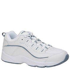 25266ed41 Easy Spirit Romy Womens Women s Walking Shoes 95 E US WhiteBlue  gt  gt  gt