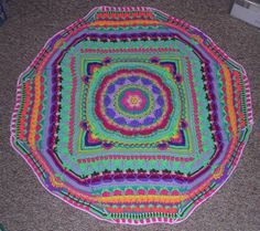 Flo Shares Her Sophie's Universe Crochet Experience: Sophie's Universe after Part 9