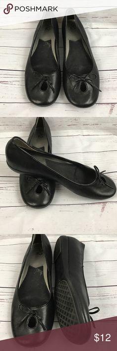 A2 by aerosoles flats A2 by aerosoles. Black flats. Size 9M AEROSOLES Shoes Flats & Loafers