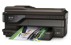 HP Officejet 7612 Wide Format e-All-In-One Driver Download