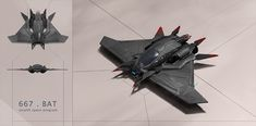 ArtStation - 667 . BAT, Peter Rossa