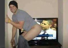 A Obama asshole is fucking