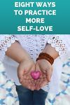 As we get closer to Valentine's Day, we're bombarded with all the ways we can show someone else that we love them. Today, I want to encourage you to remember this: Choosing to practice self-love each day...