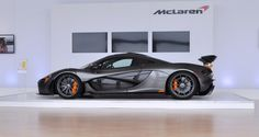 Pebble Beach Exclusives - 2014 McLaren Special Operations P1 in 63 All-New, Ultra High Res Photos 1
