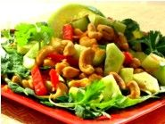 Gourmet-Tasting Thai Salad with Cashews in Just 15 Minutes: Thai Cashew Salad - incredibly scrumptious!
