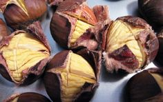 How to Peel a Chestnut