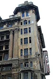 Barbican Building, Johannesburg, South Africa one of my Favorite Buildings in the city of Johannesburg Jacob Zuma, Abandoned Buildings, Abandoned Places, The Beautiful Country, African Countries, Places Of Interest, Africa Travel, Travel Abroad, Beautiful Buildings