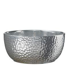 Boston Metallic Silver Bowl Decorative Bowls, Boston, Metallic, Silver, Home Decor, Decoration Home, Room Decor, Home Interior Design, Home Decoration