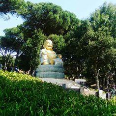Bacalhôa Buddha Eden, Bombarral Garden Sculpture, Buddha, Portugal, Country, Outdoor Decor, Home Decor, Decoration Home, Rural Area, Room Decor
