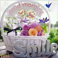 wishing you a day full of smiles☆♡☆