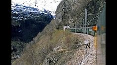 Take a trip to the Fantastic Flam Railway and the Beautiful Flam Valley - Have a nice journey! Cab Ride Flåmsbana fra Myrdal til Flaam. Music Photo, Norway, Exotic, Journey, Mountains, History, Film, World, Trains