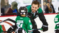 Tyler Seguin to Donate Ball Hockey Court