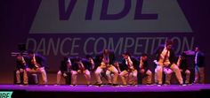 Fancy footwork: Dance crew's stunning matching moves