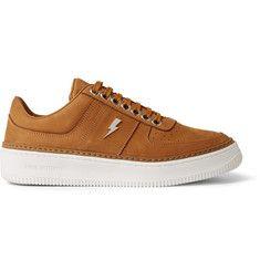 Neil BarrettCity Nubuck Sneakers