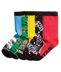 5 paires de chaussettes Star Wars | H&M CA 15$