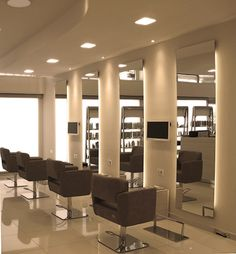 hair beauty salon furniture design idea friseureinrichtung friseur