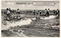 Heerlijk afkoelen in de warme zomers bij strandcamping de Quack.