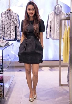 One of the things I loved at the @FrenchConnection_in Autumn Winter collection is this LBD! More deets on the blog (link in bio)