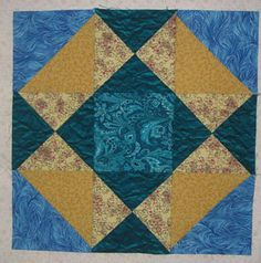 You'll Love Swamp Angel, a Traditional Patchwork Quilt Block: How to Make Swamp Angel Quilt Blocks