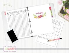 YWFB17A 2017 LDS Young Women Theme Binder and by LDSPrintable