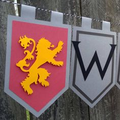 Winter is Here Game of Thrones Inspired Banner