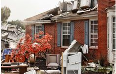 If you've ever been huddled in your safe space during a storm, a lot thoughts run through your head. Flood Cleanup, Home Inventory, Smoke Smell, Severe Storms, Restoration Services, Construction Worker, Natural Disasters, Clean Up, Real Estate