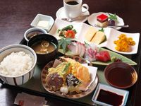 CentralHotelOkayama セントラルホテル岡山 Honoka ほのか lunch  和定食