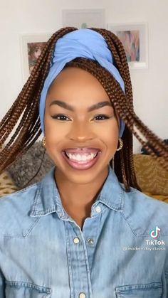 African American Natural Hairstyles, Black Girl Natural Hairstyles, Short Box Braids Hairstyles, Braided Hairstyles For Black Women Cornrows, Twist Braid Hairstyles, African Braids Hairstyles, Long Braids, Braids For Black Hair, Scarf Hairstyles