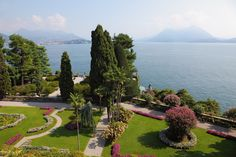 "Beautiful Lake Maggiore in the northern ""lake district"" of Italy! www.walksofitaly.com"