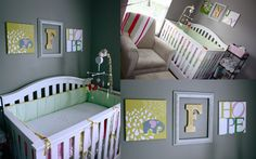 Our Twin Nursery :)